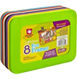 Creative Hands Foam Fun Frames, 8 pack - Packaging May Vary