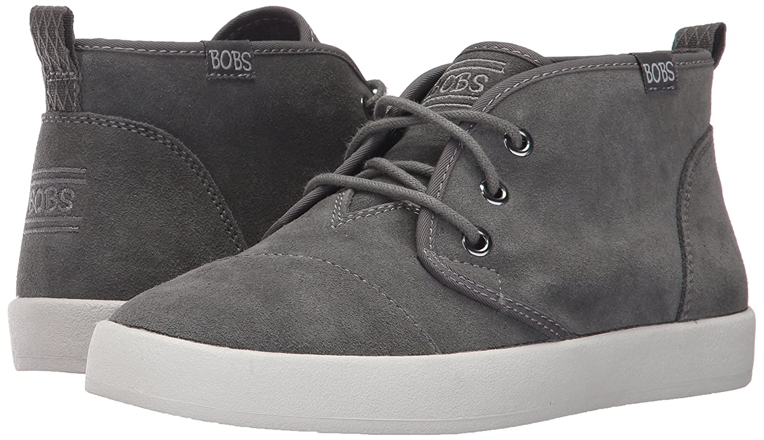 Skechers BOBS from Women's Bobs B-Loved-Casual B(M) Party Sneaker B071FN22NB 9 B(M) B-Loved-Casual US|Charcoal 3b24f4