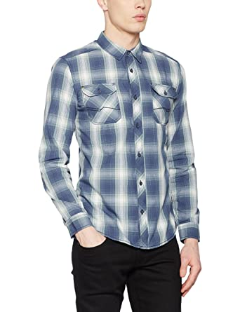 Clearance Looking For Mens Skeloflouh Casual Shirt Bonobo Clearance Store Cheap Price Sale Official 9YOukwXp