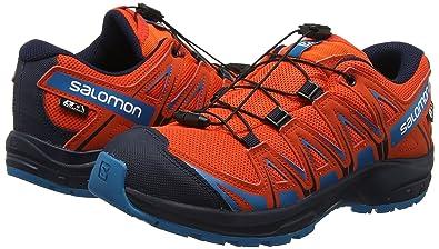 SALOMON XA Pro 3D CSWP J Chaussures de Trail Mixte Enfant