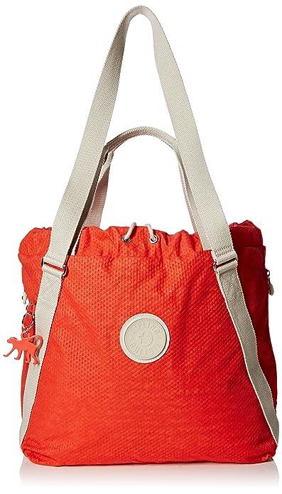 3e8d71624600 Kipling Womens Lazy Daisy Bpc Shoulder Bag Dots Coral Rose: Amazon ...