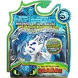 Cómo entrenar a tu dragón - Mini Furia Luminosa, Dragons mini Lightfury (Bizak 61926628)