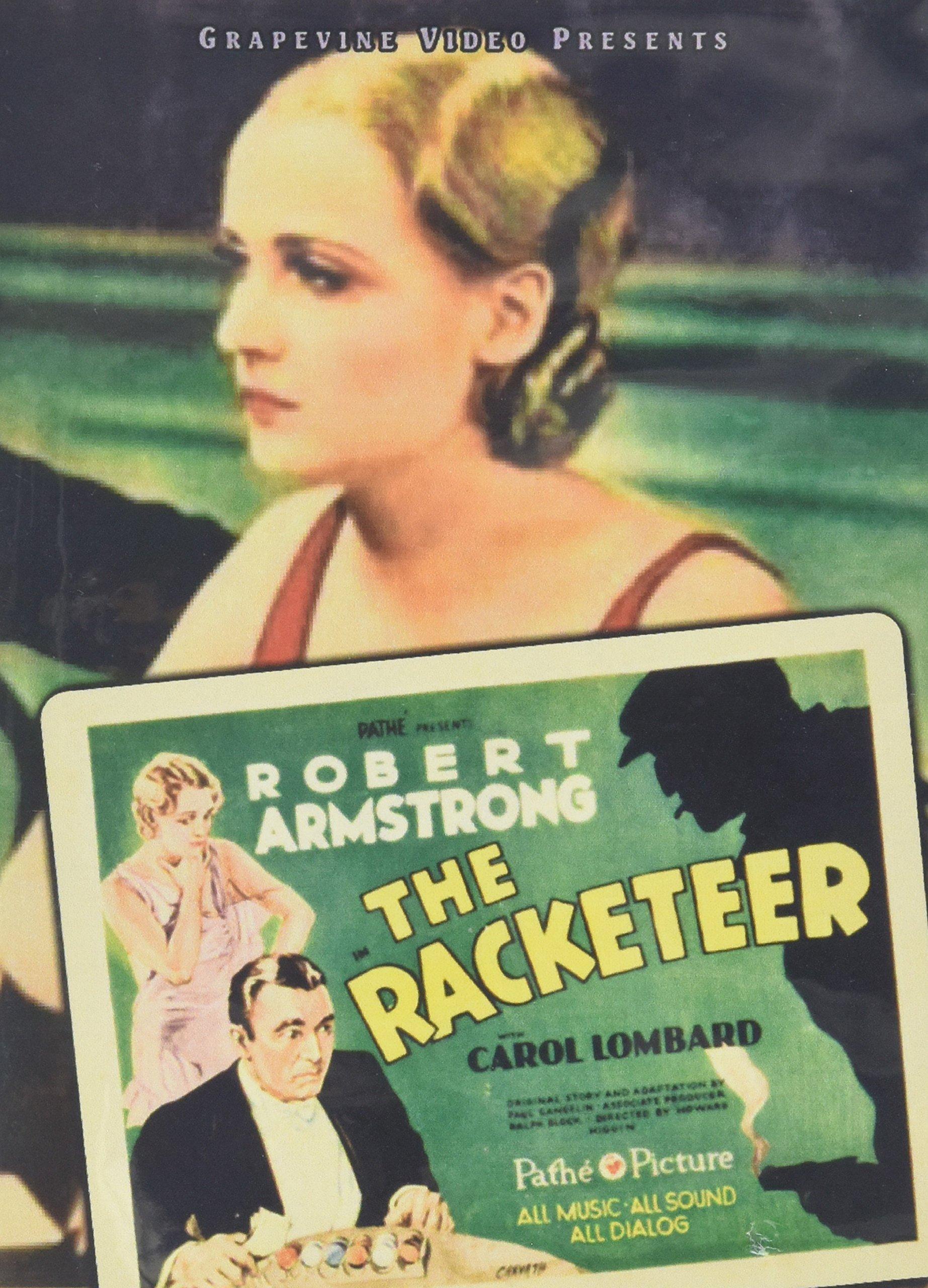 DVD : The Racketeer (Silent Movie)