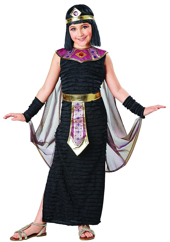 Small Egyptian Princess Dress Up Costume 4-6