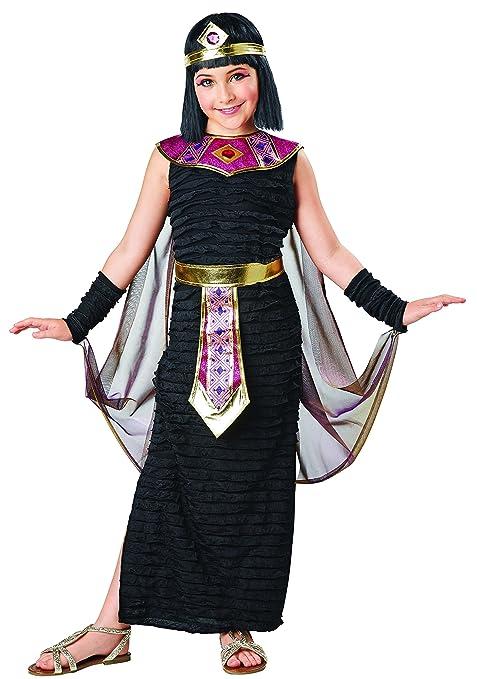 dcd89246aaaa Amazon.com: Egyptian Princess Dress Up Costume, Small (4-6): Toys ...