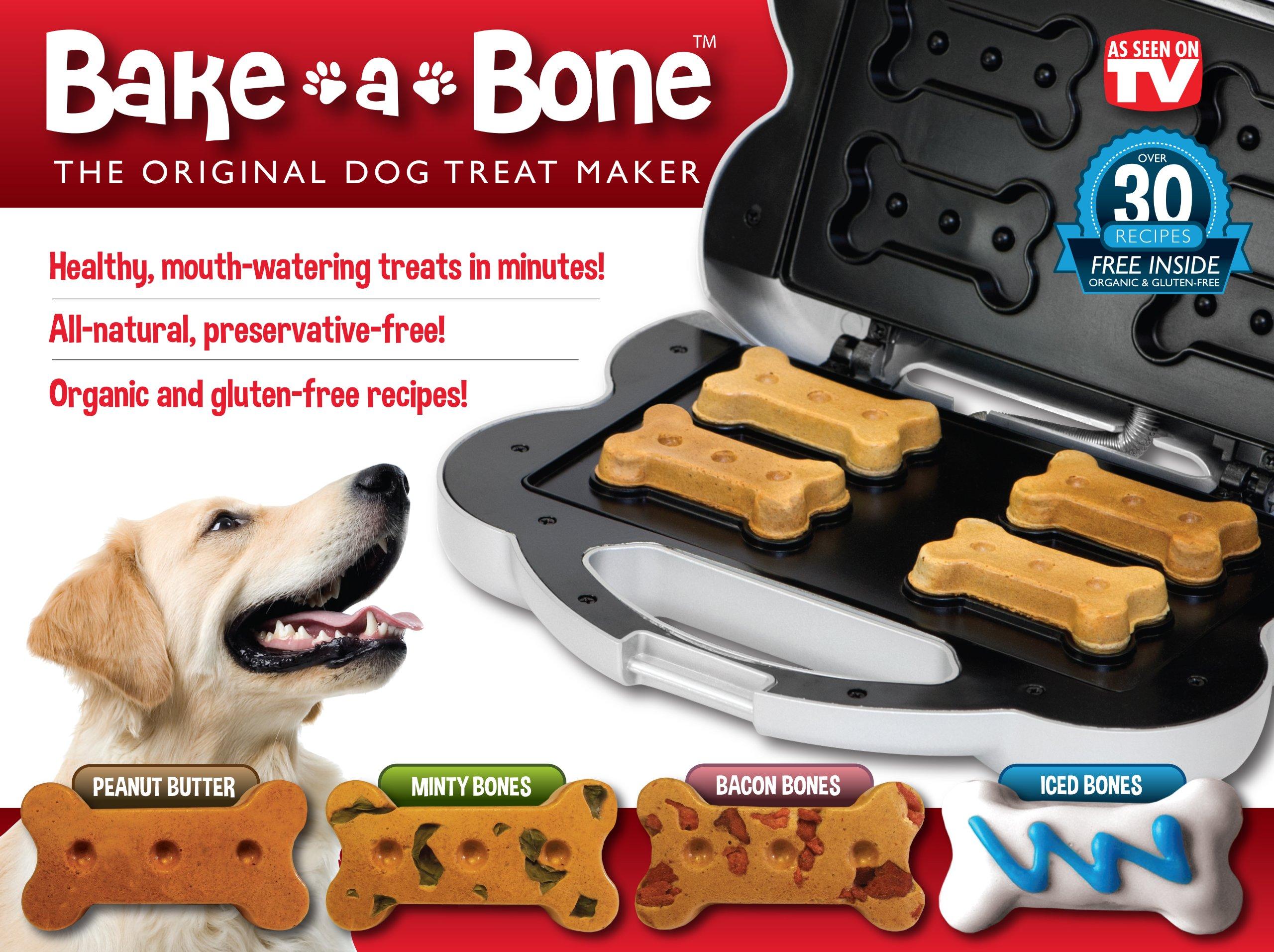 Bake-A-Bone The Original Dog Treat Maker by Bake-A-Bone