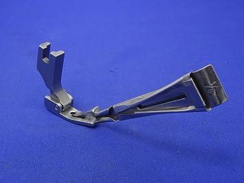 """Industrial máquina de coser Bias Binder Foot cinta tamaño 1/2 """"obras de"""