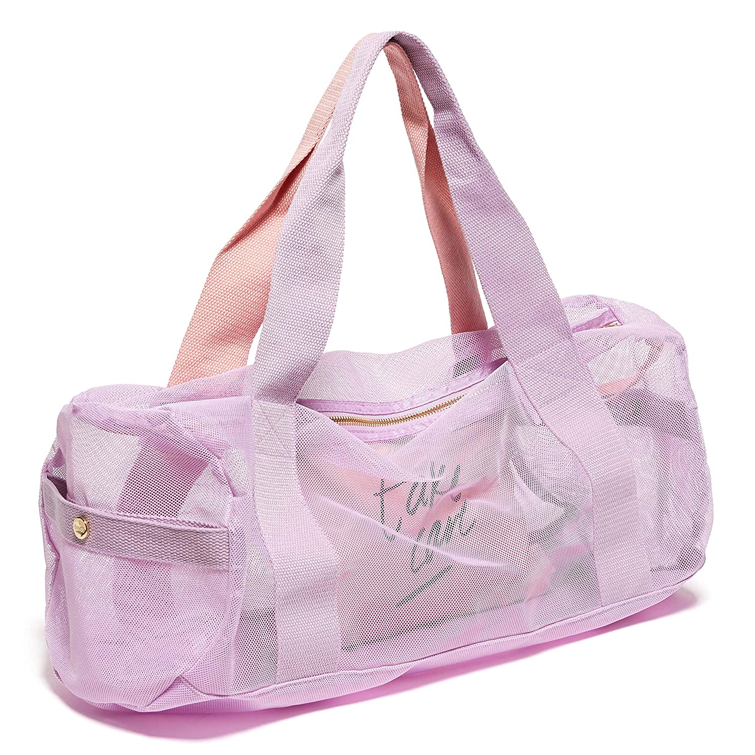 Ban.do Womens Work It Out Gym Bag with Zipper Pouch Take Care