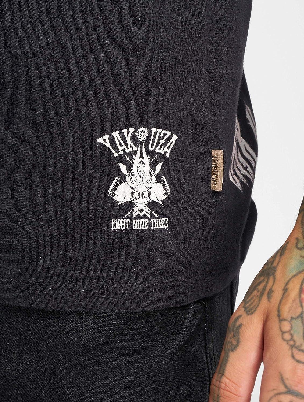 Yakuza Hombres Camisetas Sick n FxCK: Amazon.es: Ropa y accesorios