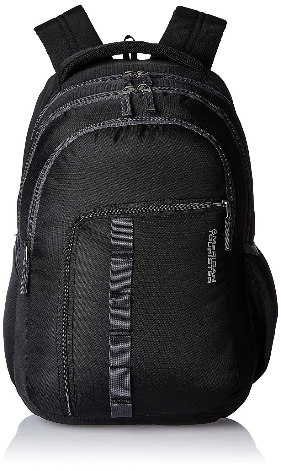 American Tourister 27 Lts Comet Black Laptop Backpack (Comet 03_8901836135312)