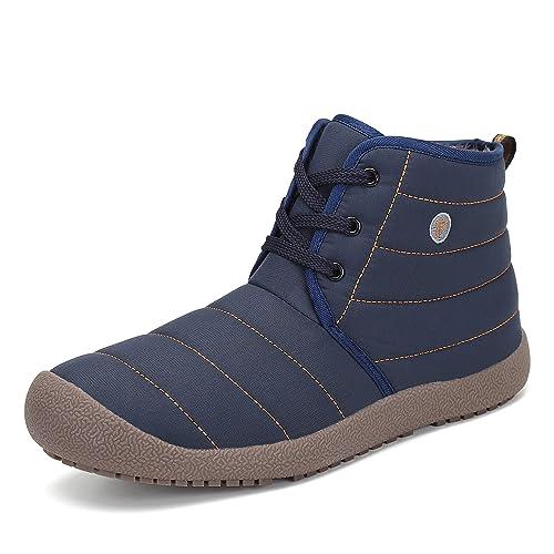 8d2a23a6 SAGUARO® Hombre Mujer Botines De Invierno Cortas Fur Aire Libre Boots  Botas: Amazon.es: Zapatos y complementos