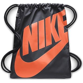 b0a4503338960 Nike Heritage Turnbeutel Tasche Rucksack Schule Sport Beutel Bag Sack  BA5351 Rucksäcke