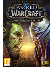 World of Warcraft: Battle For Azeroth - Standard   Código Battle.net para PC