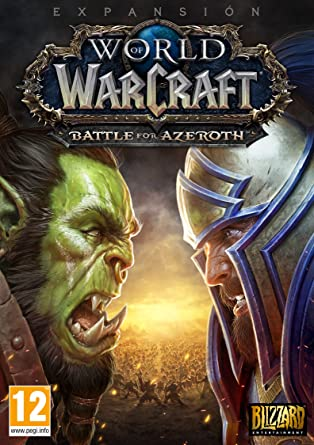 World of Warcraft: Battle For Azeroth - Standard | Código Battle ...