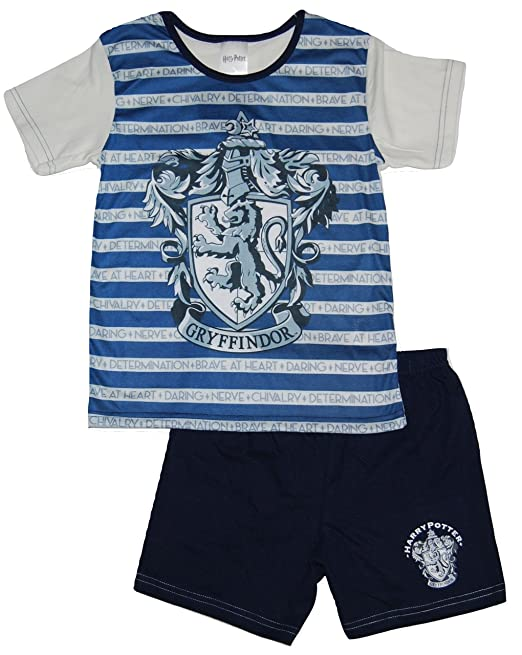 Harry Potter Hogwarts - Pijama - para niña Azul Blue/Cream / Multi 5-