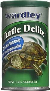 Wardley Turtle Delite Whole Shrimp Turtle Treat - 1.4oz