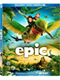 Epic (Blu-ray / DVD + Digital Copy)