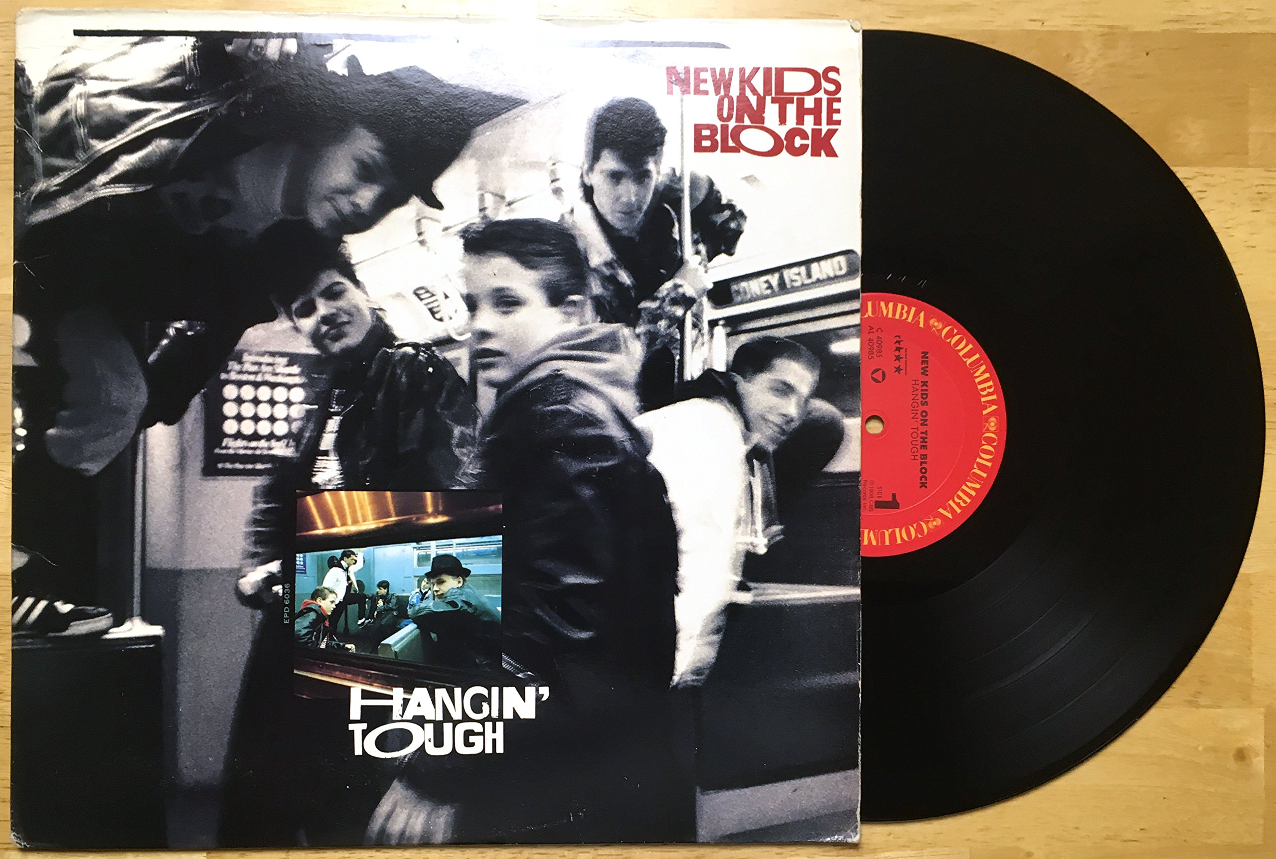 Hangin' Tough [Vinyl] by CBS / Columbia