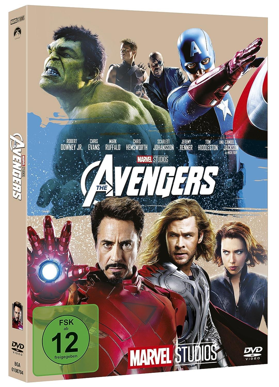 Marvels The Avengers Amazonde Robert Downey Jr Chris Evans