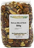 Buy Whole Foods Mixed Nuts Deluxe without Peanuts 500 g