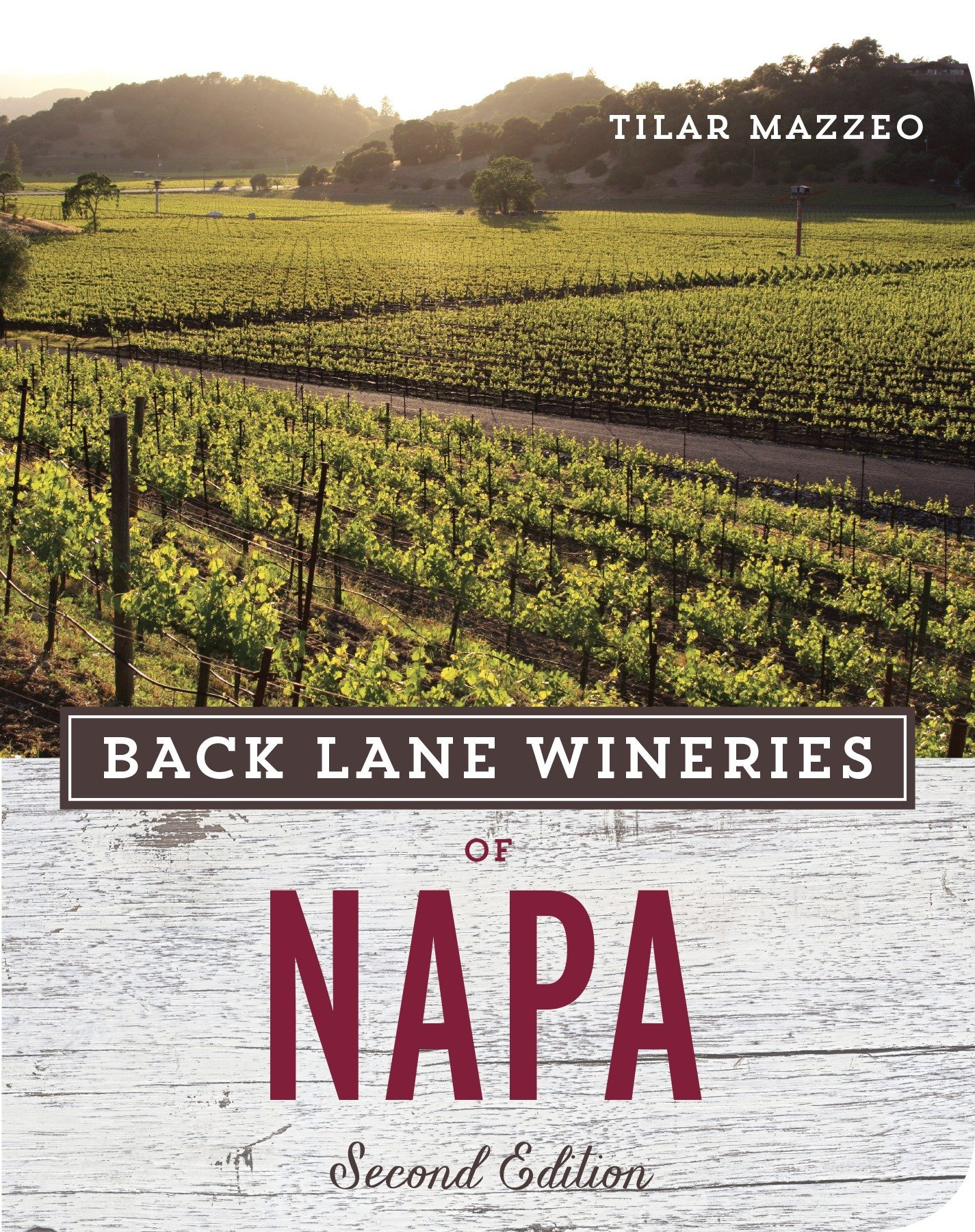 Download Back Lane Wineries of Napa, Second Edition pdf