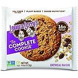 Lenny & Larry's - 完整的饼干盒燕麦葡萄干 - 12 曲奇饼