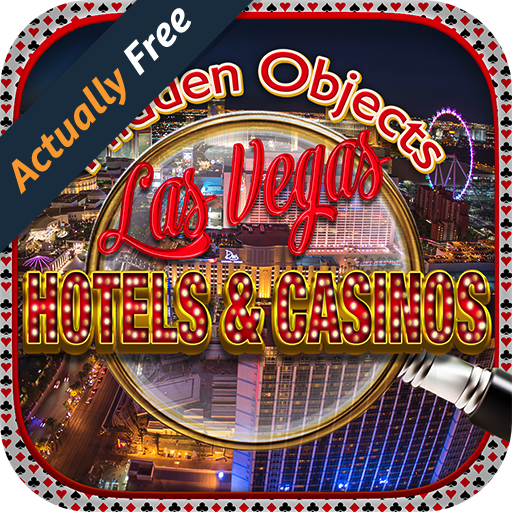 Hidden Object Las Vegas Adventure Hotels   Casinos   Picture  Puzzle Seek   Find Objects Games Free