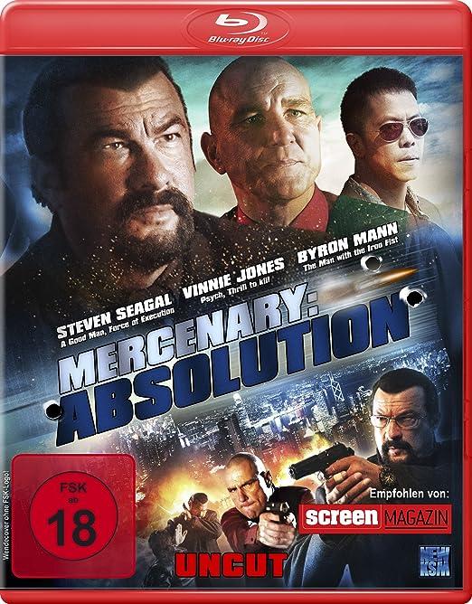 Mercenary: Absolution (Uncut) [Blu-ray]: Amazon.es: Steven ...