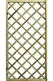 AVANTI TRENDSTORE - Ermes - Pannello grigliato in legno, disponibile in 3 misure (90x180 cm)