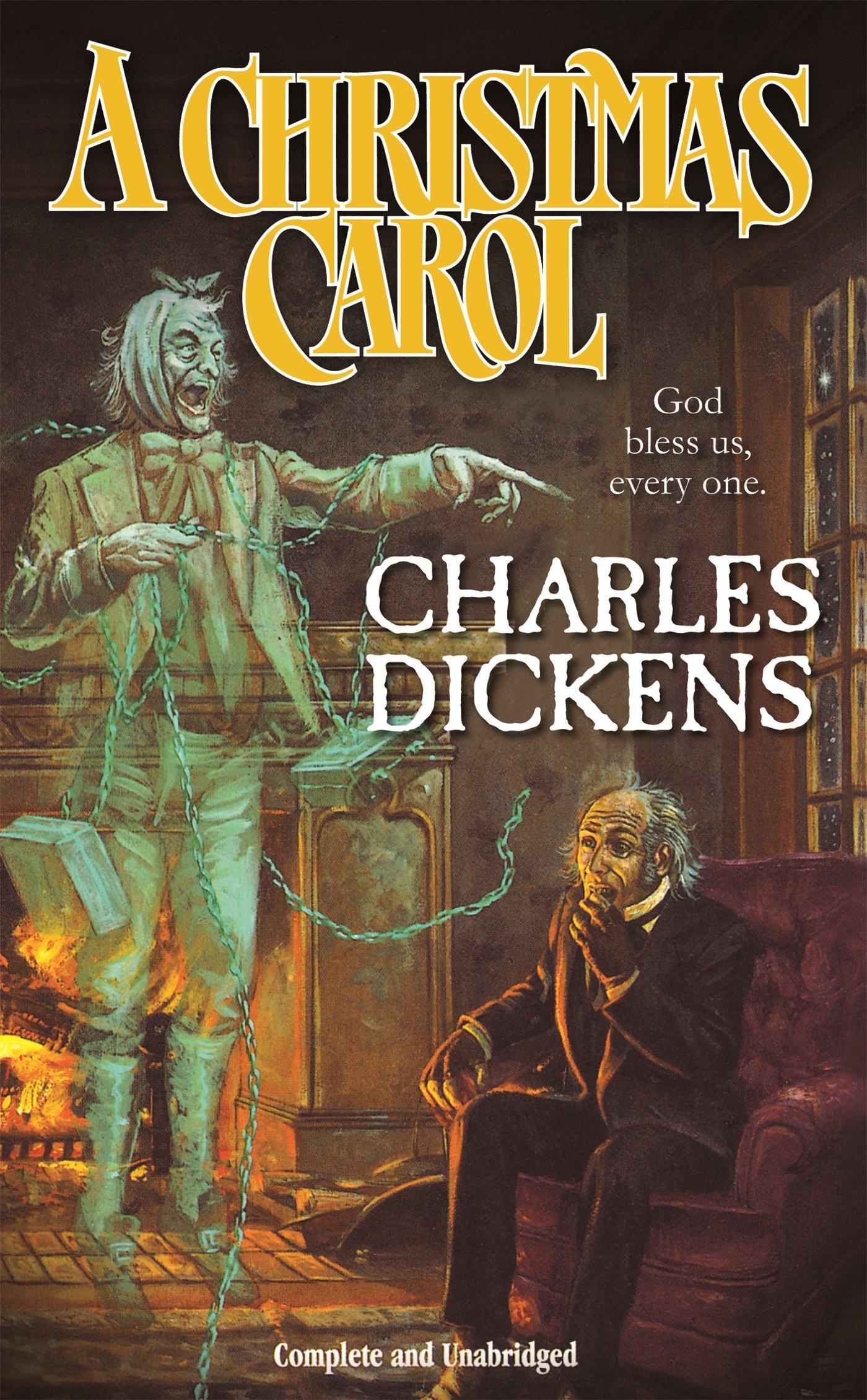Original Christmas Carol Movie.A Christmas Carol Tor Classics Charles Dickens