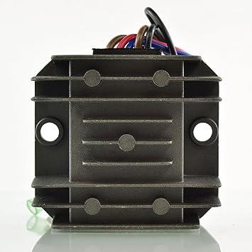 AC Voltage Regulator Rectifier For Kawasaki 750 SXI//SX//SXI Pro//SXI 75 HP 800 SX-R 1992 1993 1994 1995 1996 1997 1998 1999 2000 2001 2002 2003 2004 2005 2006 2007 2008 2009 2010 2011