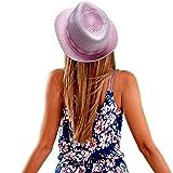 Frocke Women's Fedora Hat - Classic Short Brim