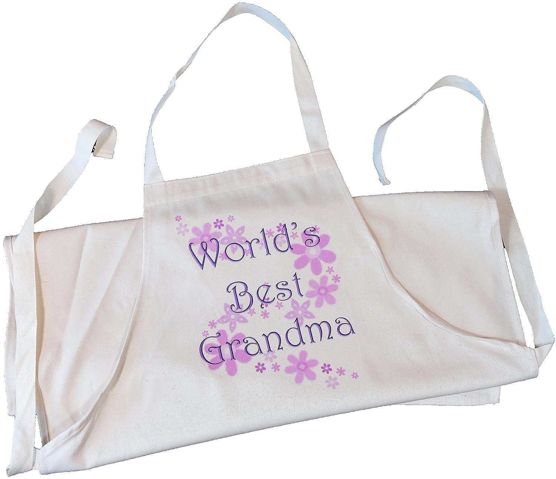 Gift Natural Cotton Shoulder Bag Awesome Grandma