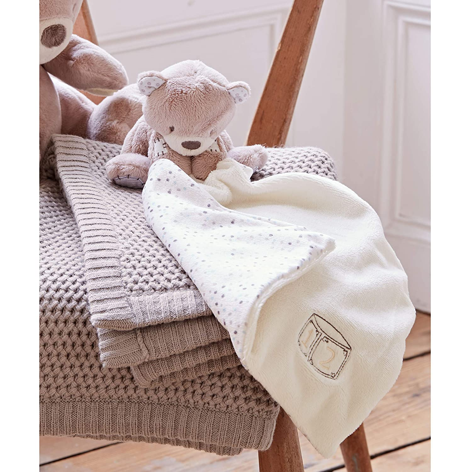 Mothercare Confetti Party Blankie