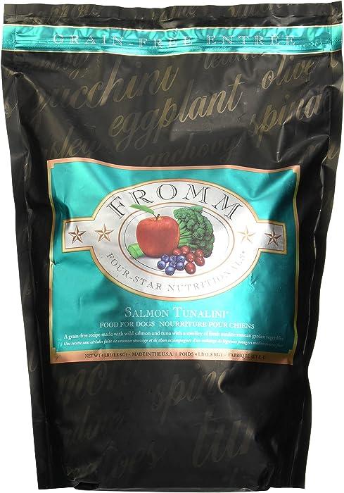 Fromm Four-Star Salmon Tunalini Dog Food, 4 Lb
