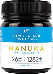 New Zealand Honey Co. Raw Manuka Honey UMF 26+ / MGO 1282+ | 250g