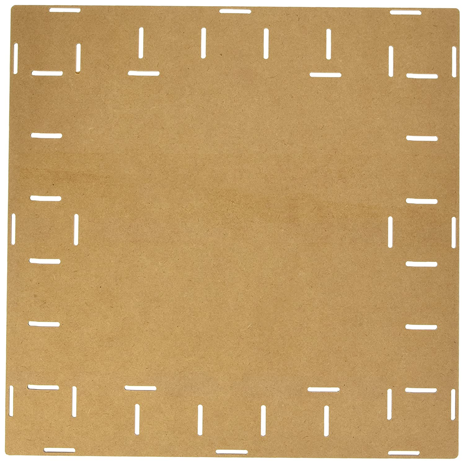 Kaisercraft Beyond The Page MDF Advent Calendar, 13-Inch by 13-Inch Kaisercraft Pty Ltd SB2066