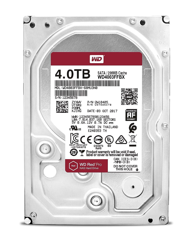 western digital WD4003FFBX Disque Dur Interne 4 to