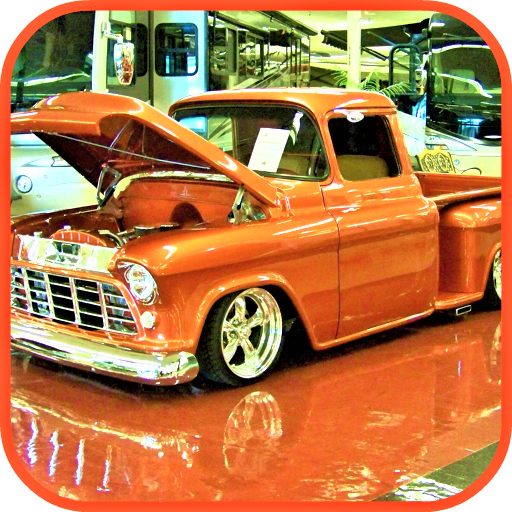 Outdoor Coupe - Pickup Truck Wallpaper