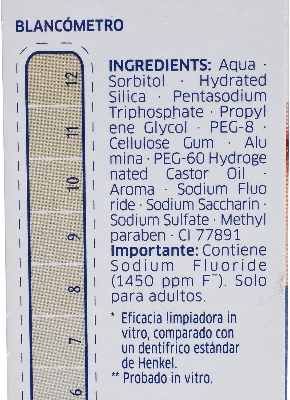 Denivit - Anti-manchas intensivo - Dentrífico Eficacia blanqueadora - 50 ml