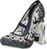 Irregular Choice Women's Battle With Artoo Closed-Toe Pumps