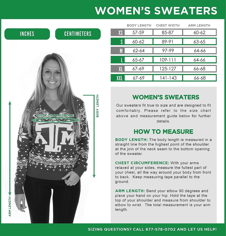 Tipsy Elves Womens University of Washington Sweater Washington Huskies Ugly Christmas Sweater