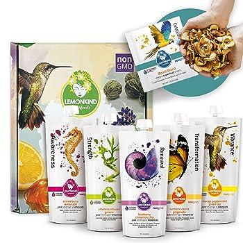 Lemonkind Metabolism Booster 3 Days Reset Juice Cleanse