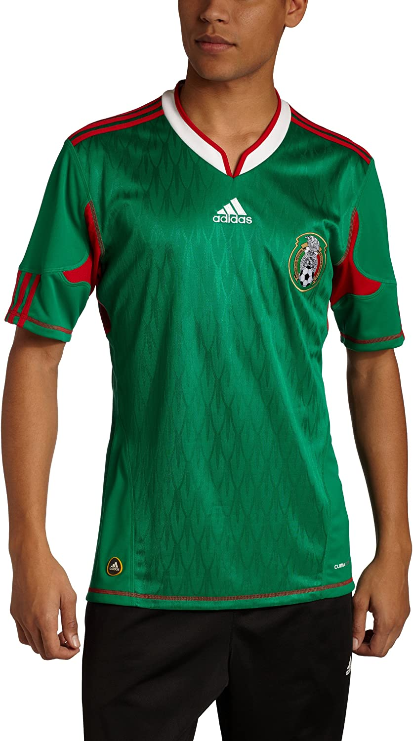 Mexico Home Soccer Jersey