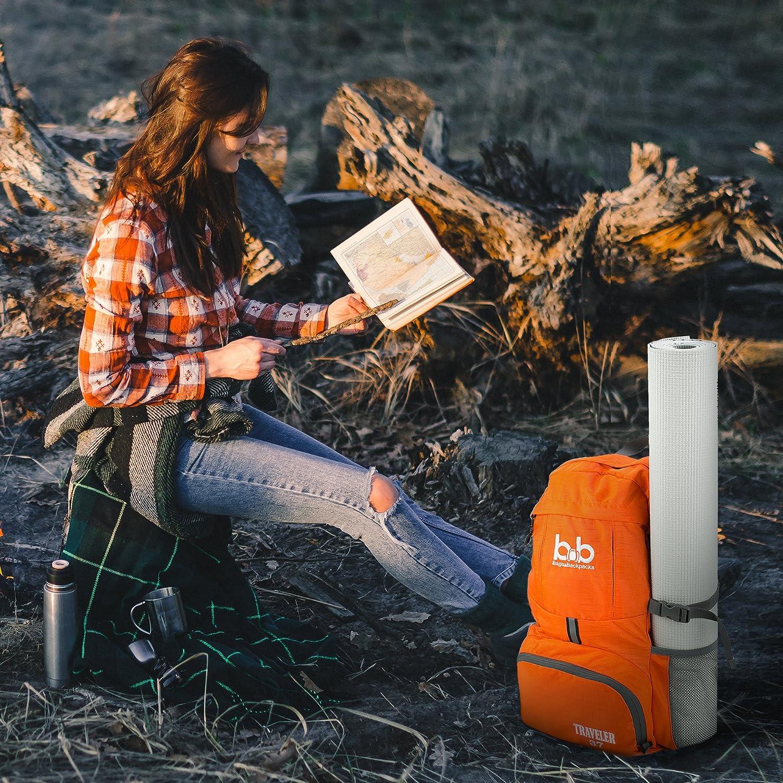 Daypack for Men TSA Lock BB Bags/&Backpacks Kids Lightweight Durable Foldable Travel Hiking Backpack Women