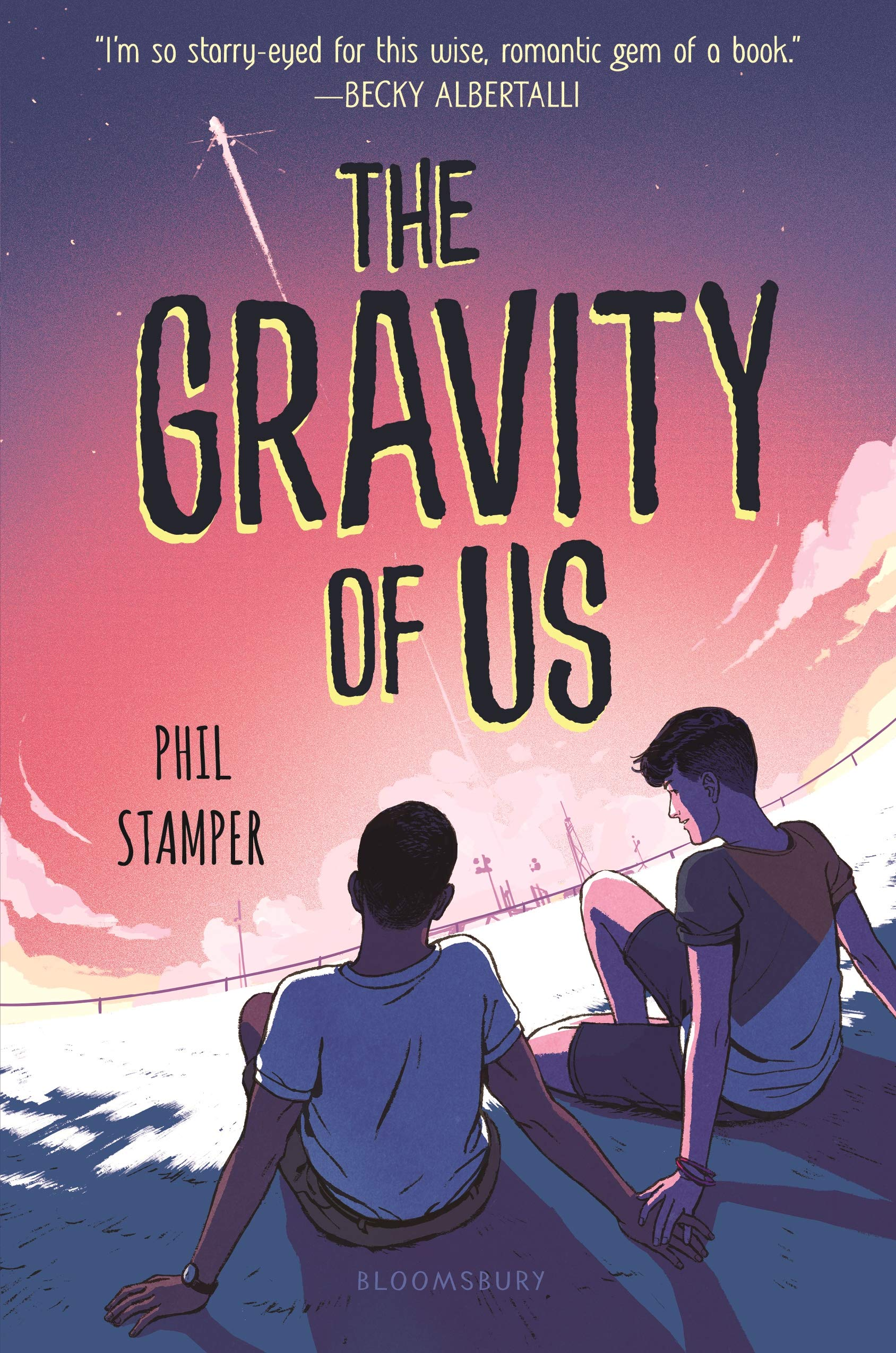 Amazon.com: The Gravity of Us (9781547600144): Stamper, Phil: Books