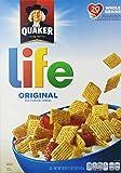 Quaker Life Original Cereal, 18oz