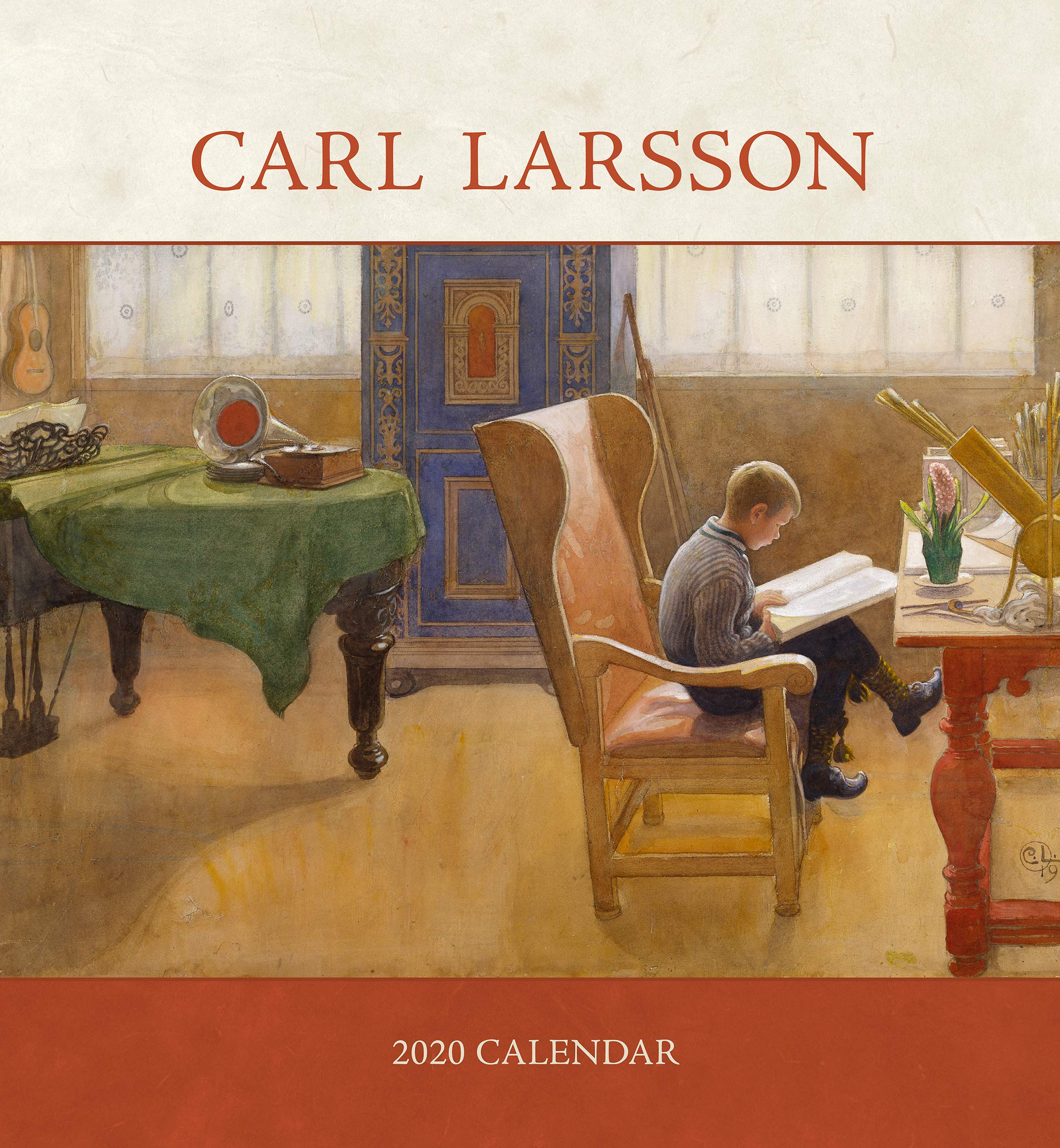 Carl Larsson calendar