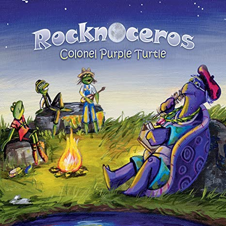Rocknoceros - Colonel Purple Turtle - Amazon.com Music