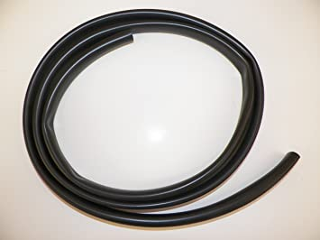 Amazon.com: PVC Black Tube, Sleeve For Wire (10 Feet), Harness Wiring Loom  Cover Wire Protection & More Tubing Loom Flexible Sheathing OEM Type (1/2  INCH): AutomotiveAmazon.com